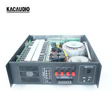 3U Series 1000W 2000W High Power Amplifier Bluetooth hif Audio  Amplifier