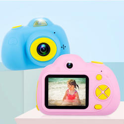 Best Seller 1080P Children Kids portable Colorful Display Digital Video Camera