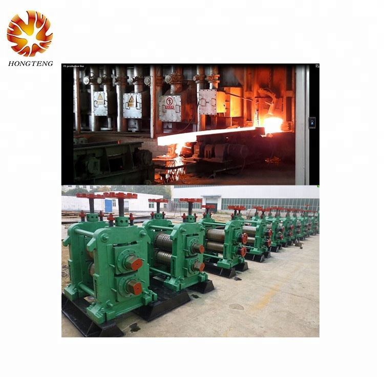 Billet Preheating steel bar/rebar production line small rolling mill