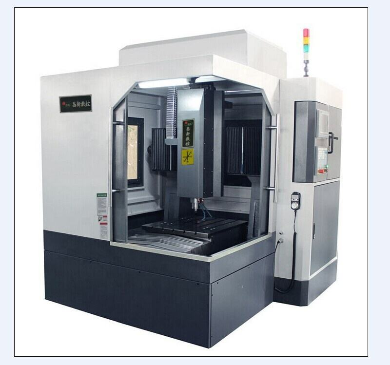 20 Year Factory One Year Warranty China CNC Milling Machine Brass CNC Machine