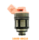 New high quality fuel injector for 16600-88G10 1660088G10