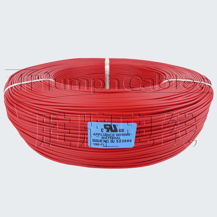 Electric cable single strand tinned copper wire 26 awg UL1672