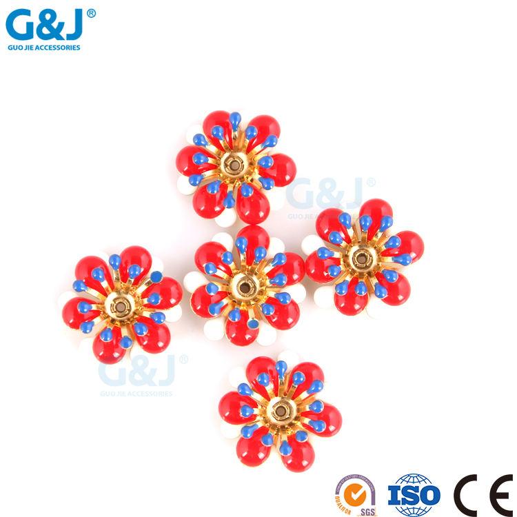 Guojie marke yiwu großhandel benutzerdefinierte lose für bekleidungsdekoration gefälschten diamanten strass