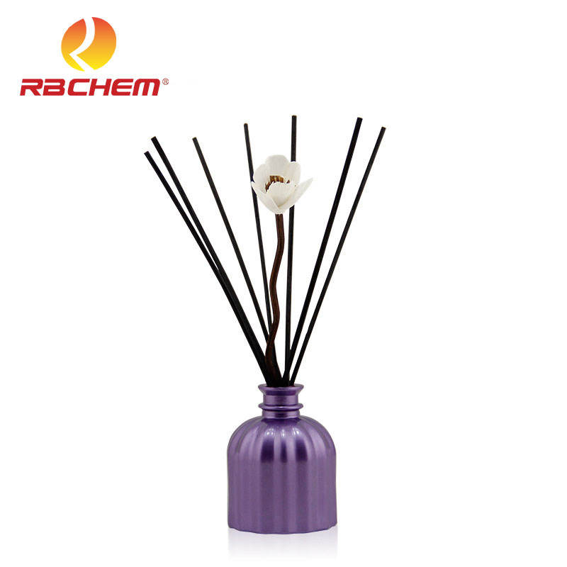 RBchem Eco-friendly Aroma Scented Essential Oil Reed Diffusers with Rattan Sticks 102ml