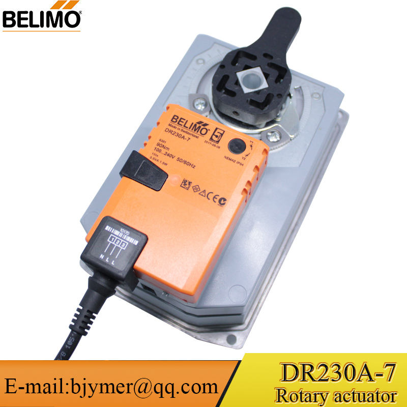 BELIMO 90Nm DR230A-7 Open-close Rotary actuator for butterfly valves
