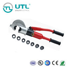 UTL Buy Chinese Products Online Hydraulic Cable A/c Hose Crimping Tool 12T Force