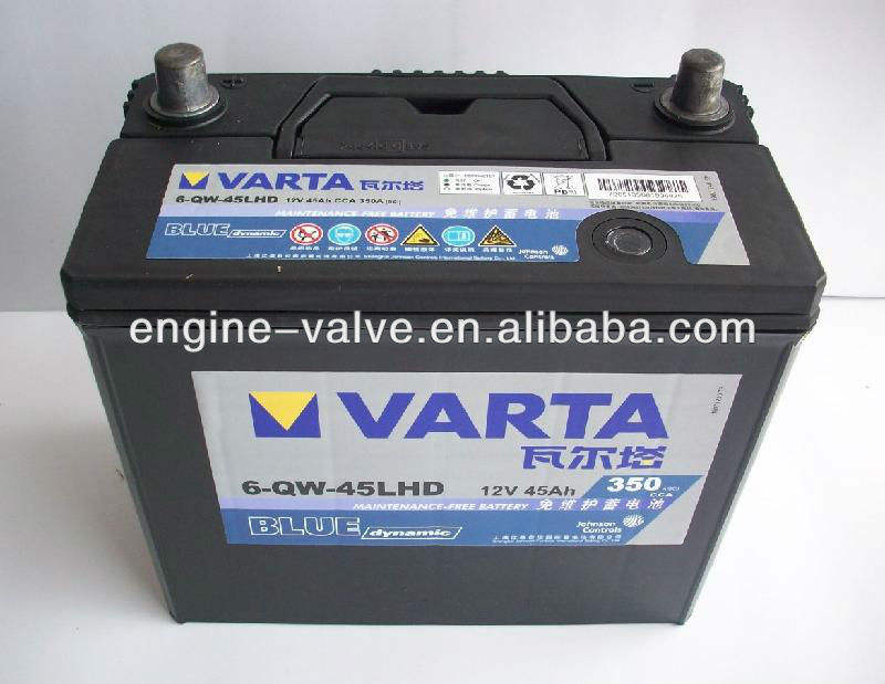 High quality of Lead Acid Car Battery