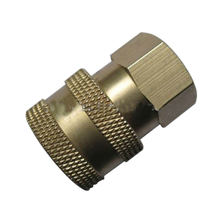 NPT Brass Quick Connect Coupler Parker Pressure Washer 1//4 male