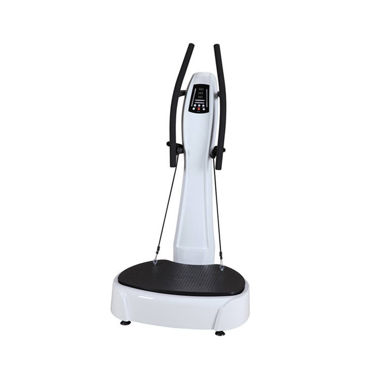 Best price weight lose body vibration machine with handle