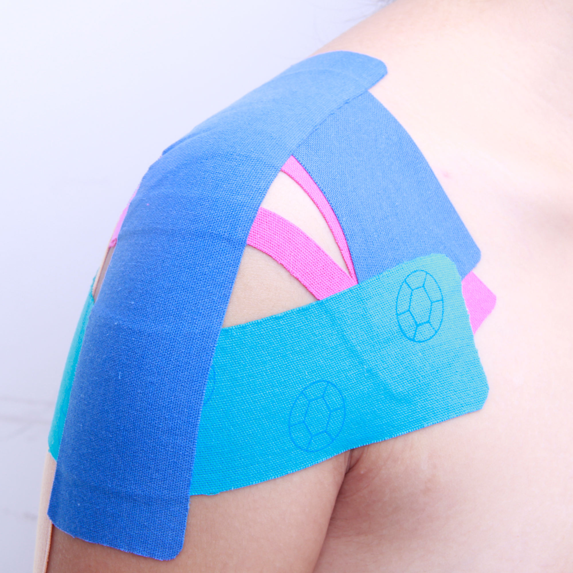 Physiotherapy tape for rehabilitation muscle orthopedics support by personal care with factory price CE/ISO13485