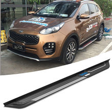 Factory direct sale 2017 2018 2019 2020 Sportage running board for kia KX5 side step auto nerf bar