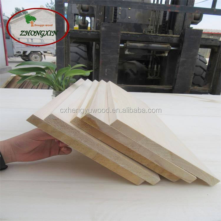 Export poplar wood material for doors and windows