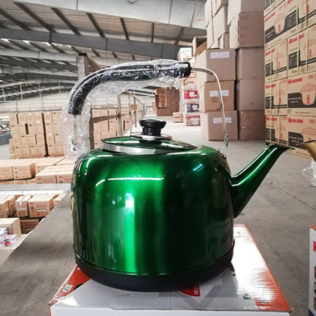 4L 5L 6L portable ss kettle 1500W 50HZ electric water boiler keep warm kettles stainless steel water boiler