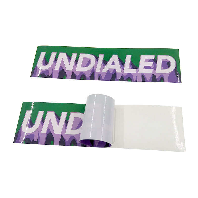 promotional gifts sticker,impressive price free design stickers