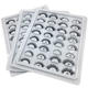 wholesale double max fashion makeup clean lashes extension holder mink false eyelashes in bulk