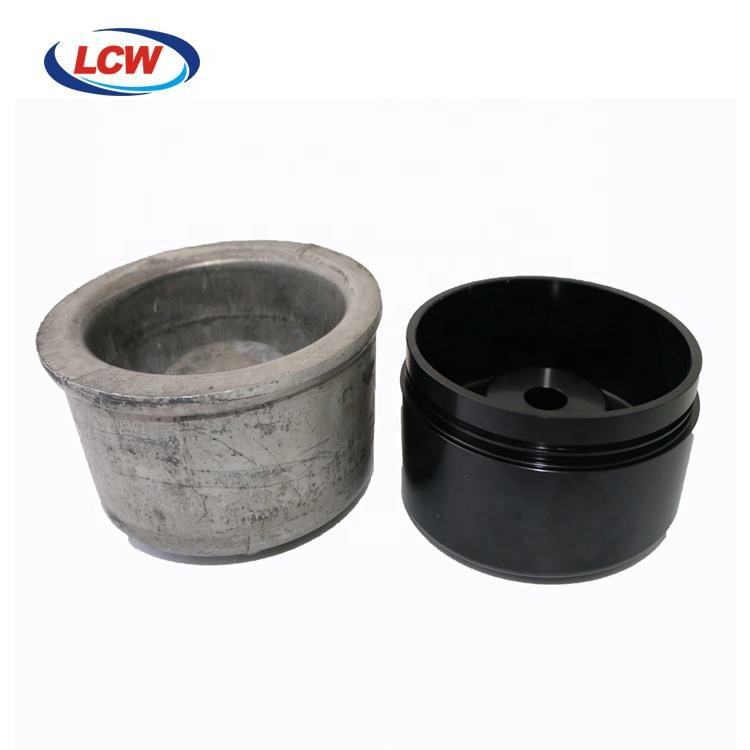 Aluminum alloy forging CNC machining for auto parts