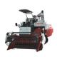 Agricultural Equipment 4LZ-4.0E Mini Rice Wheat Combine Harvester
