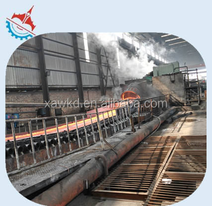 High Speed Rebar Production Line/ Rolling Mill Equipment Billets Steel Mill China Metal Rolling Mill Machine
