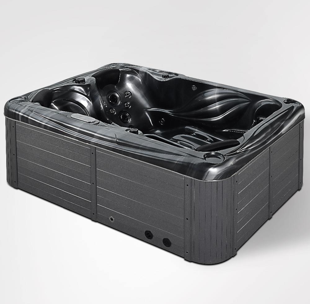 알리바바 뜨거운 욕조 홈 스파 월풀 4 사람 야외 스파 욕조