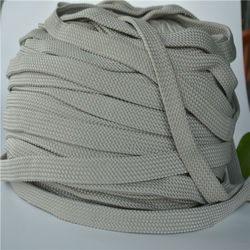 polyester rope without core as outdoor furniture material