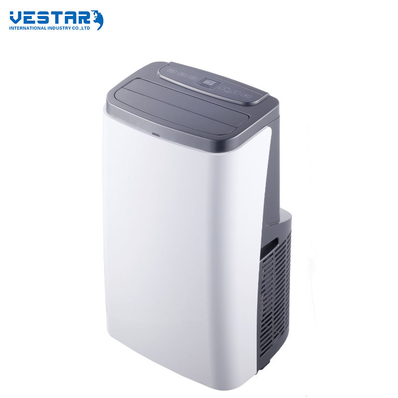 R290 9000BTU solar powered portable air conditioner