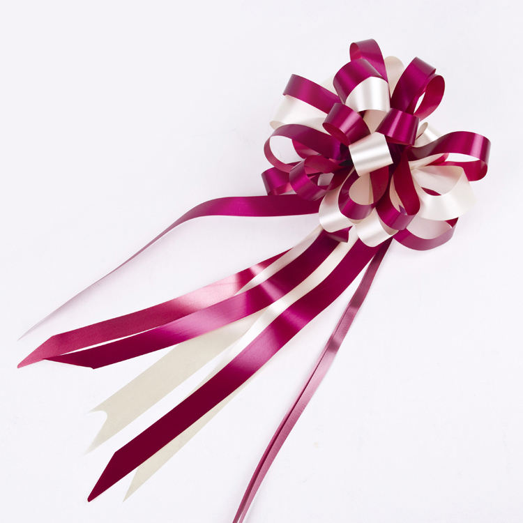 Manufacturer wholesale plastic presents weddings birthdays gift wrapping bow