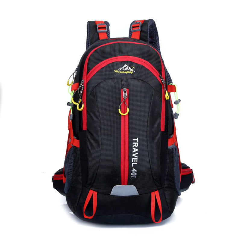 Waterproof best hiking trekking sport back pack backpacks bag