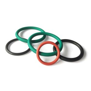 Colorful NBR Slicone oring Silicone Rubber O Rings