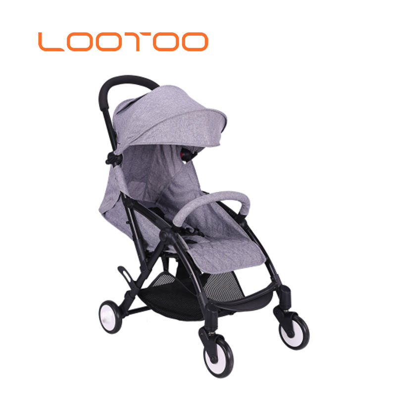 Hebei factory store shop high quality auto fold super light kinderwagen portable buggy baby stroller for singapore