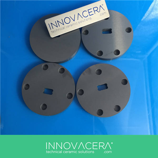 High-melting-point Silicon Nitride Ceramic Disc/INNOVACERA