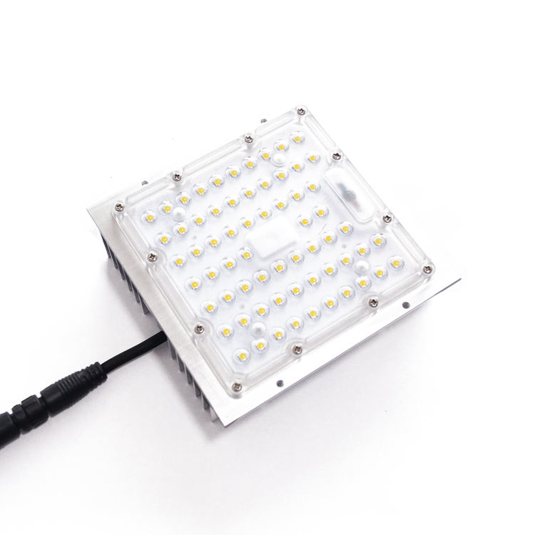 SunshineOpto TYPE III-M 50W Led Street Light Spare Parts
