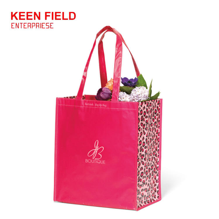 Folding Tote Non-woven Shopping Bag