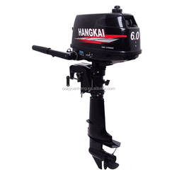 China 6hp 2 Stroke Boat Motor Outboard for Sale