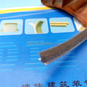 weather strip/ seal pile/decorative strip for door and window