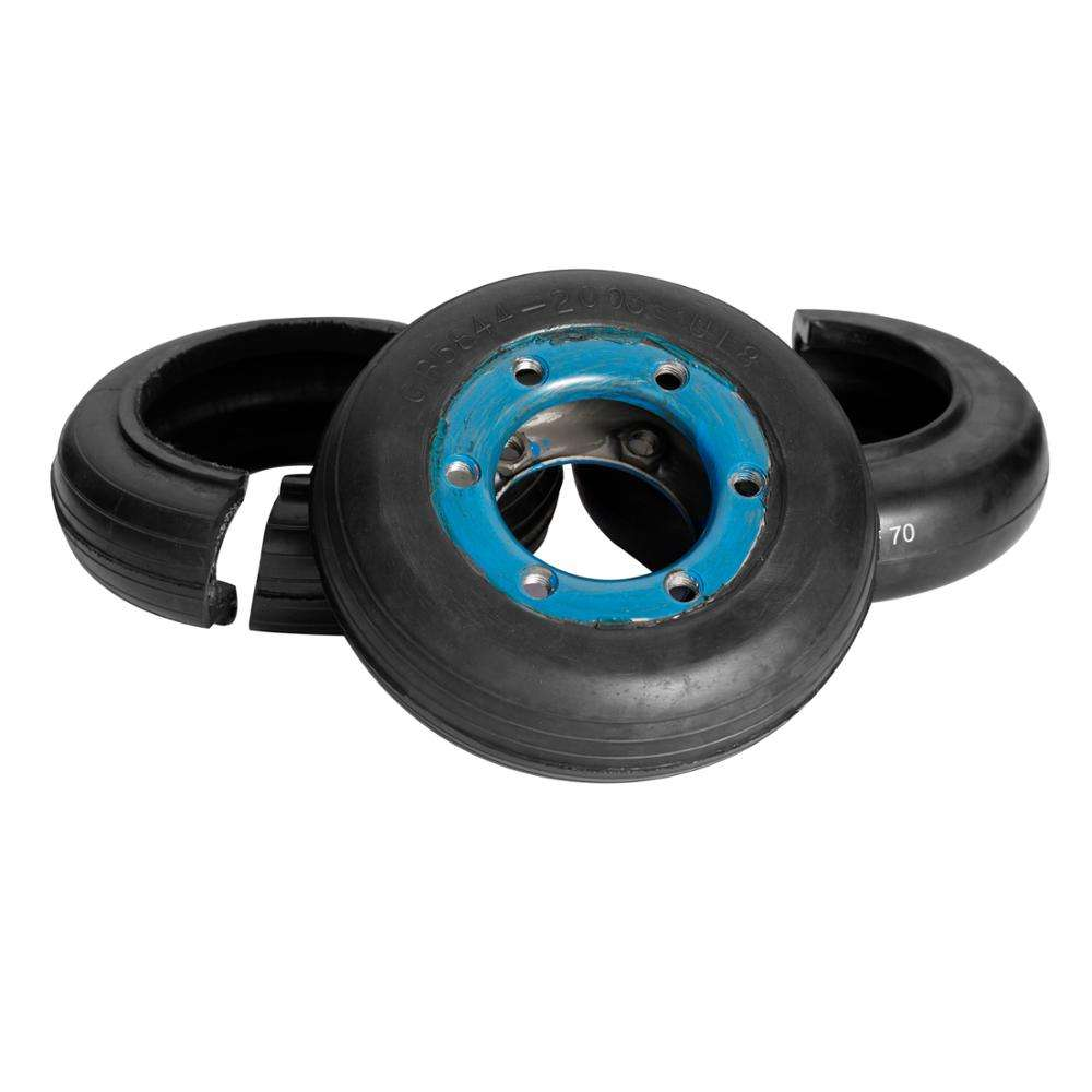 ISO9001 Certificate Rubber Tyre Coupling