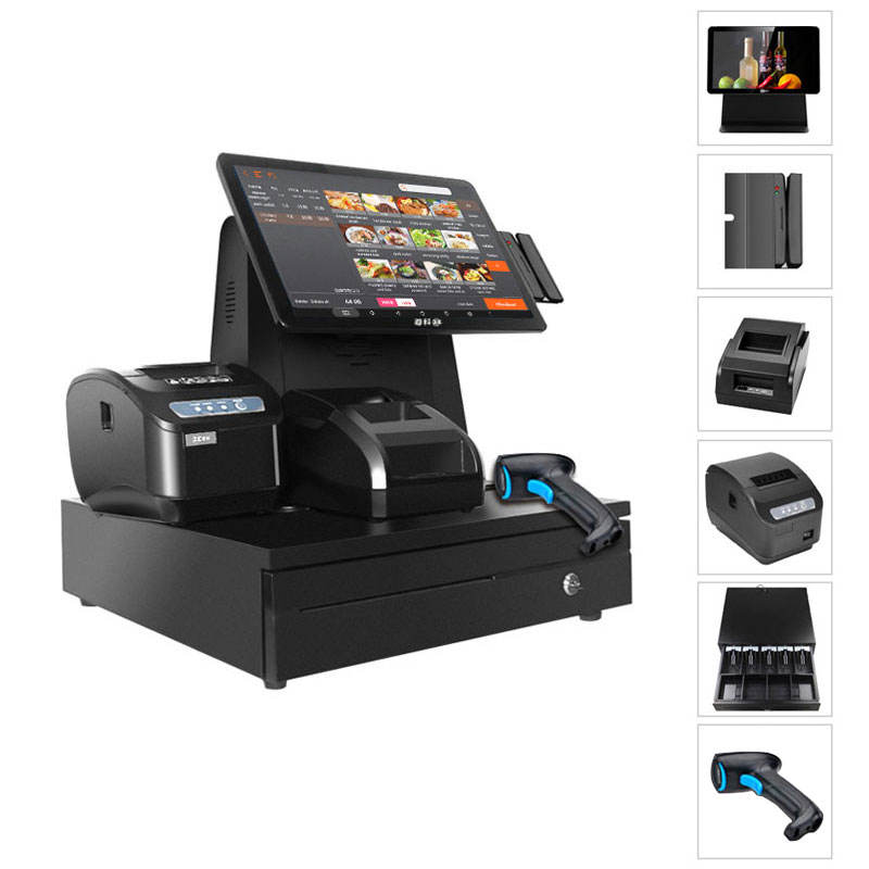ODM all in one pos systeem 14.1