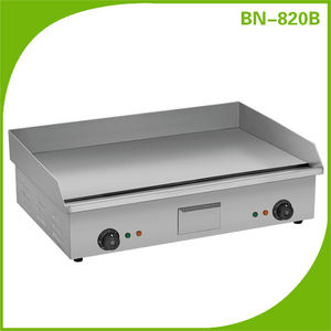 Commercial Electric Flat Grill Griddle For Catering Equipment 430SS (CE)