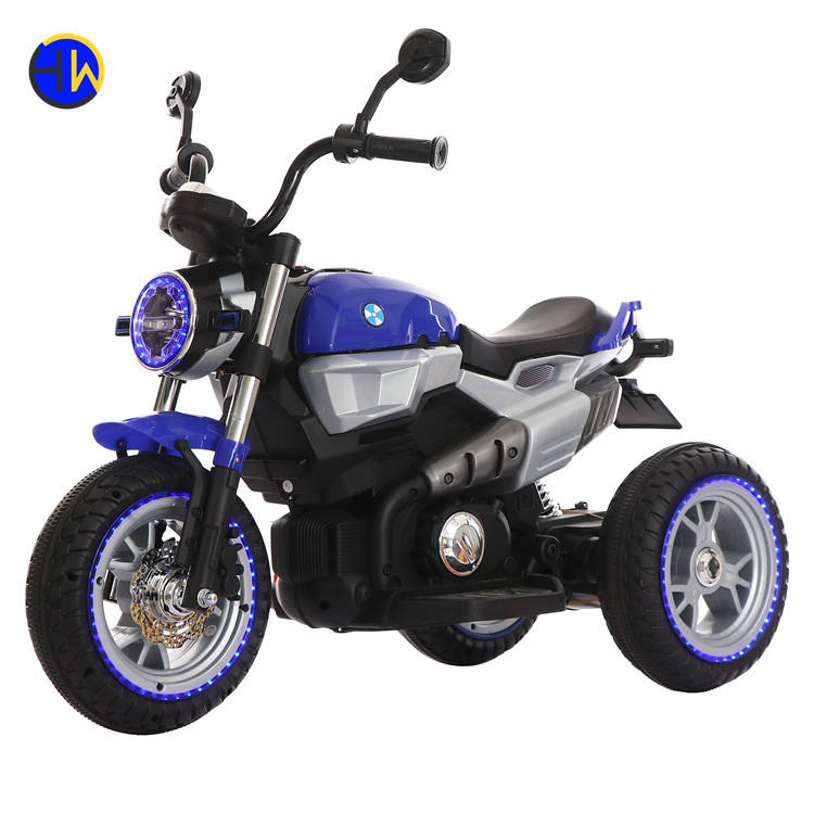 12V Electric Kids Motorcycle Bike Toy Ride on Motorcycle