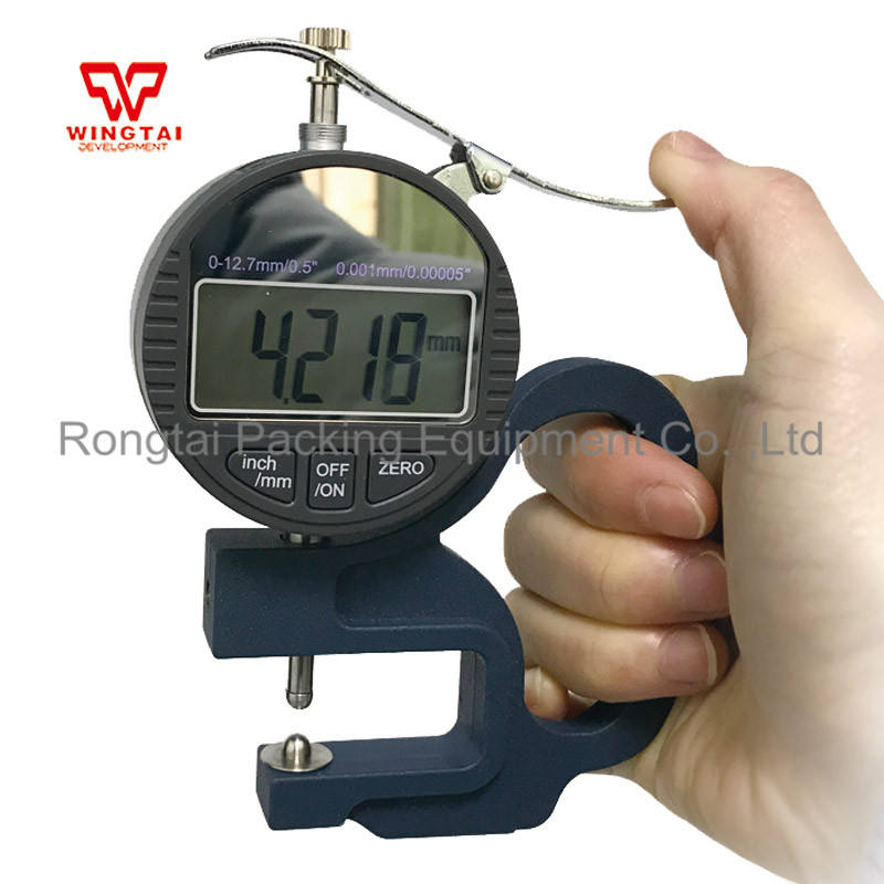 0-12.7mm/0.001mm Digital Leather Thickness Meter
