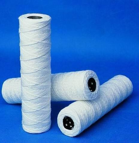 PP String Wound Filter Cartridge for Water Filter