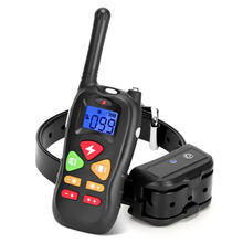 Dog training Collar Adjustable No Bark Waterproof Rechargeable Long Range Remote