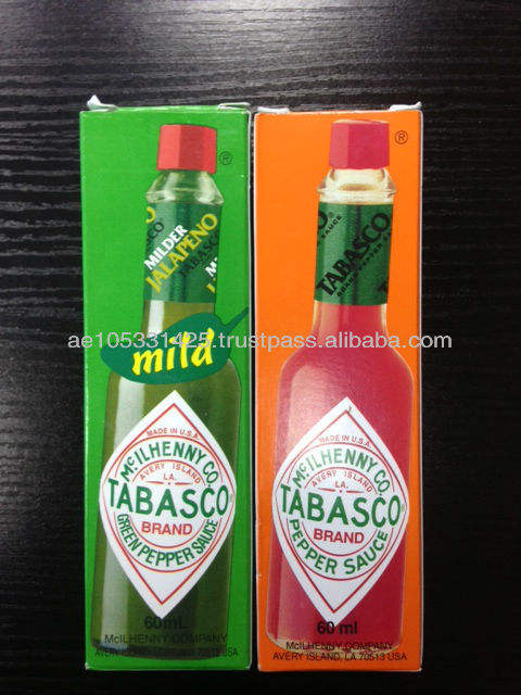 Tabasco Pfeffersauce