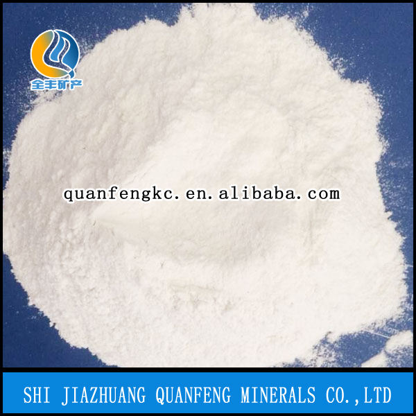 High quality calcium powder applied to electric wire