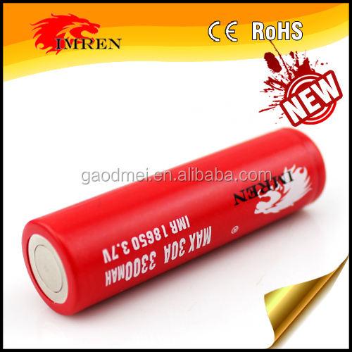 Más nuevo imren 3300 mAh 30A 3.7 V batería recargable linterna <span class=keywords><strong>kit</strong></span> de conversión de la bicicleta con la batería
