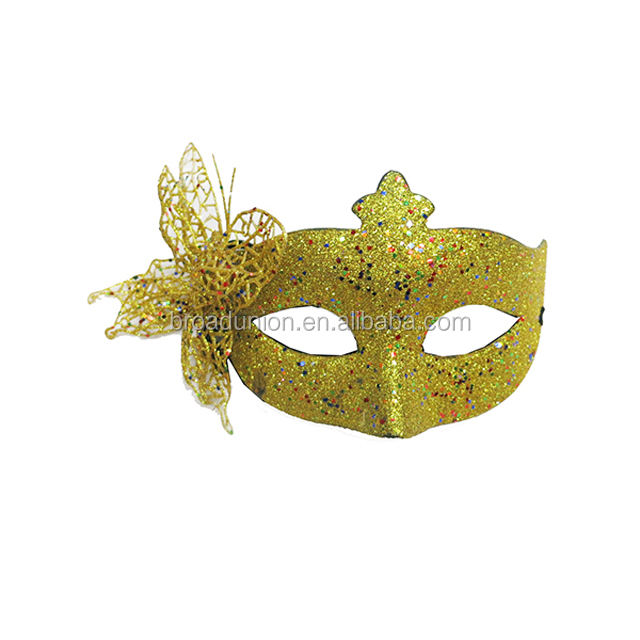 Hot Koop Shining Gold Masker/Sex Party Masker