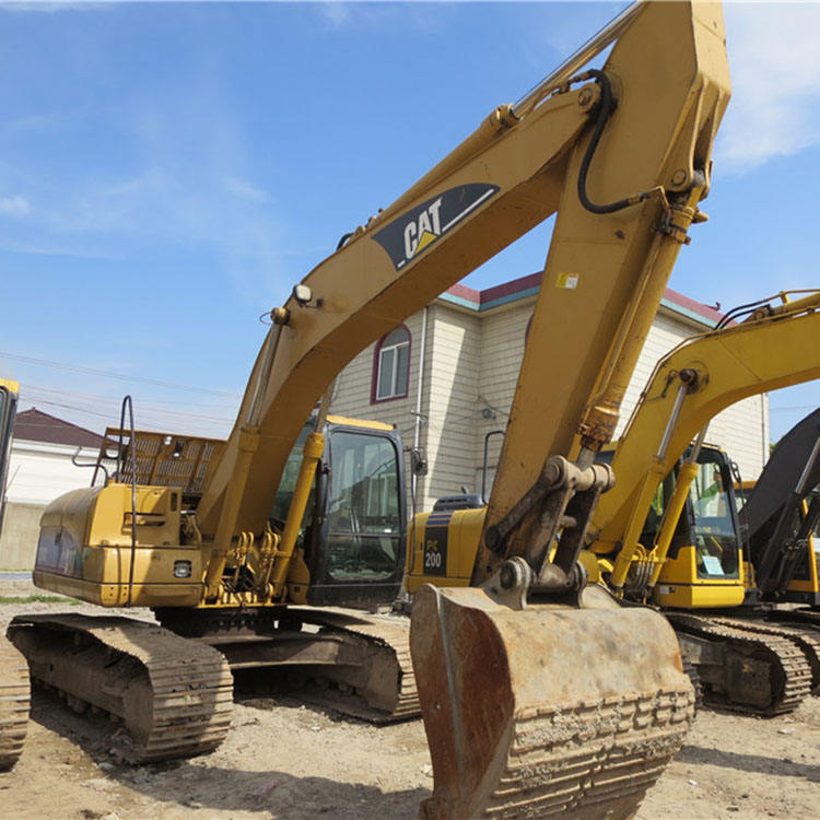 Used Crawler excavator CAT 320C for sale