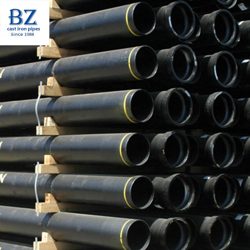 Water Price Cast Iron Pipe Hubless Cast Iron Pipe