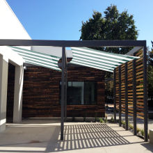 Square Sun Shade and 100% Virgin HDPE Printed Shade Sail