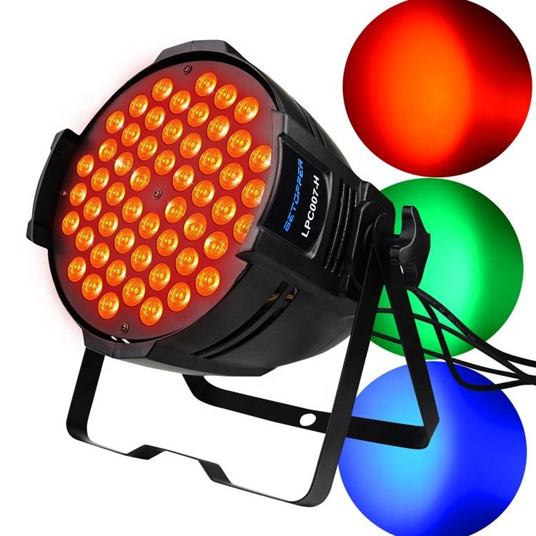 Big Dipper 54*3w led par light stage light lpc007