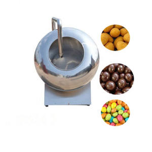 300mm 400mm 600mm sugar coating pan/chocolate coating machine/caramelized nuts machine